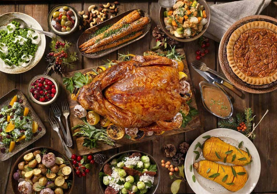 Vegan Christmas Dinners Are Replacing The Traditional Turkey