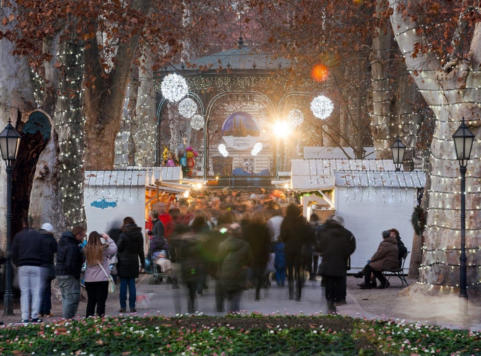 What S The Best Located Hotel For Zagreb S Christmas Markets The Independent The Independent