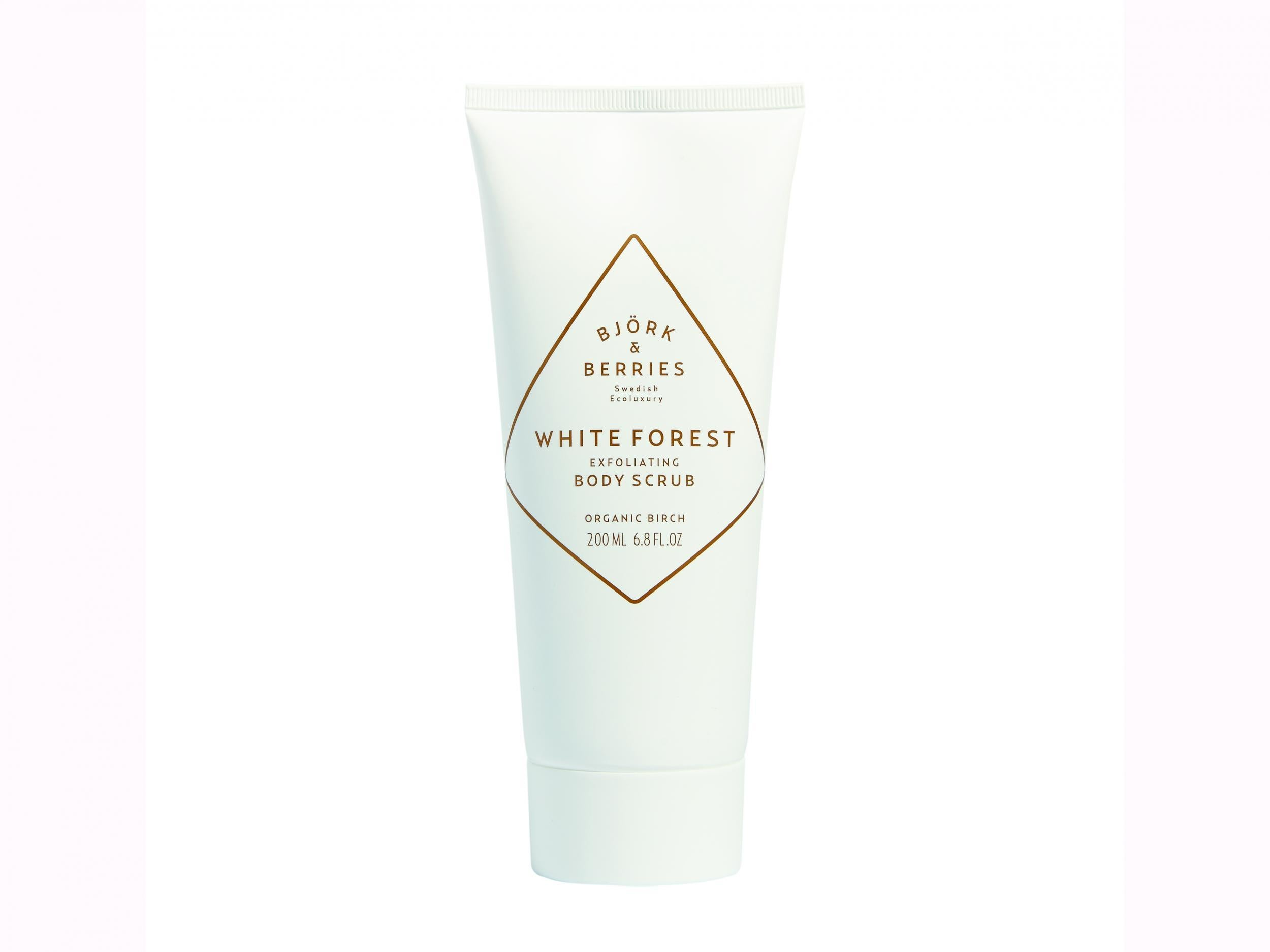 13 Best Body Scrubs The Independent Buy 1 Get White Garden Hand Ampamp Lotion Pink Rose 250ml Bjork And Berries Forest Scrub 24 Cult Beauty