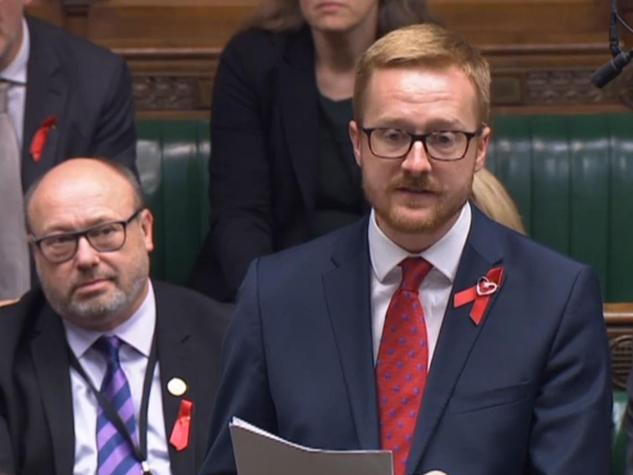 'Why I declared my HIV status in parliament – and what needs to happen next'