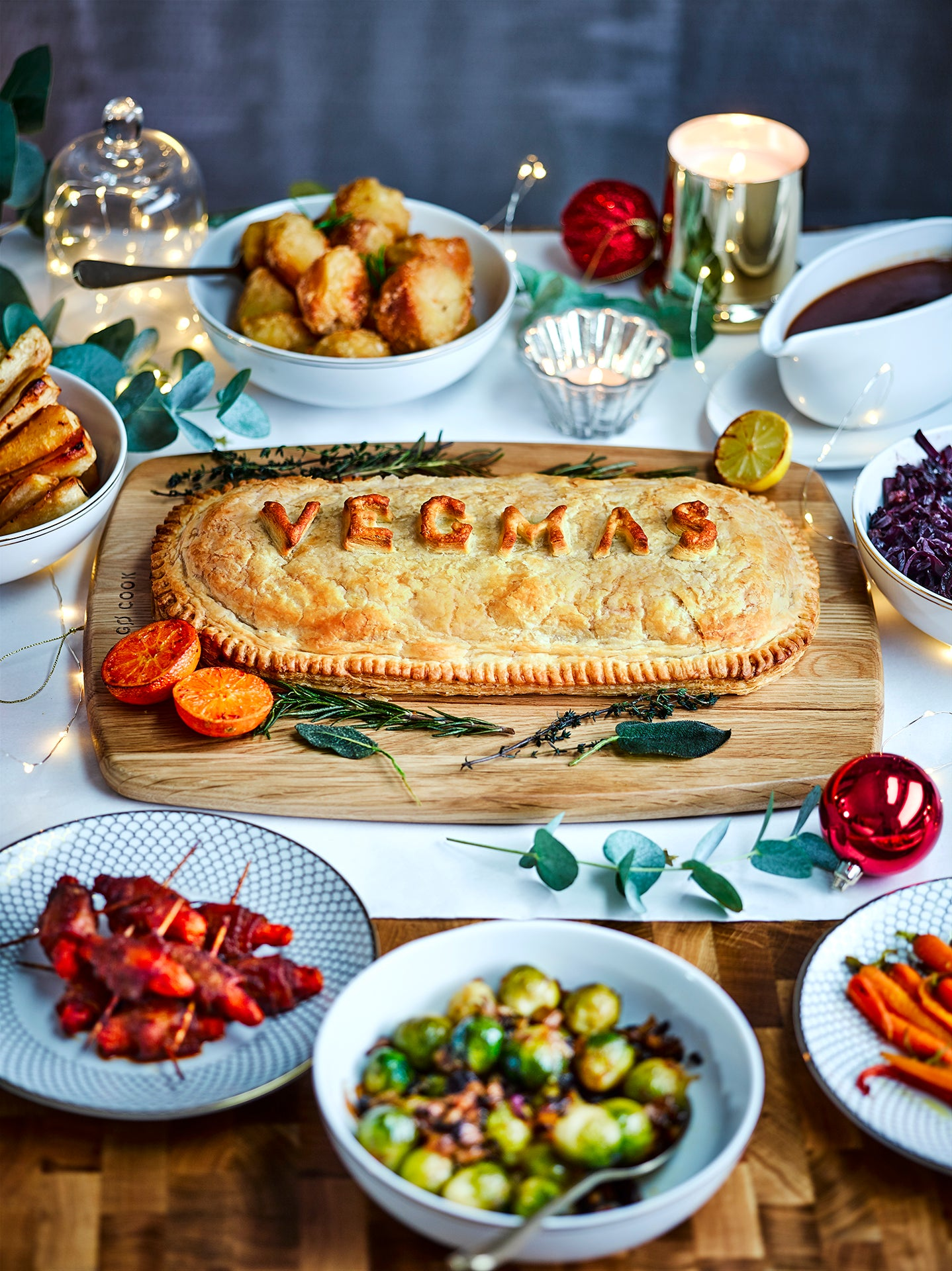 Vegan Christmas Recipes How To Host The Perfect Lunch The