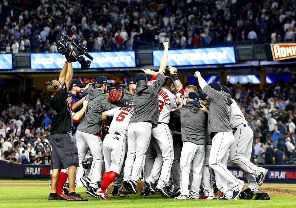 New York Yankees vs Boston Red Sox: MLB London tickets to