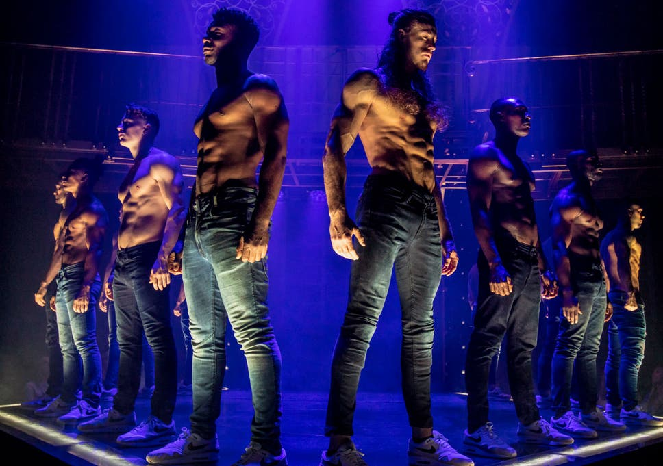 Magic Mike Live review: Strip show, dance spectacular, and wannabe feminist  entertainment all rolled into one. '