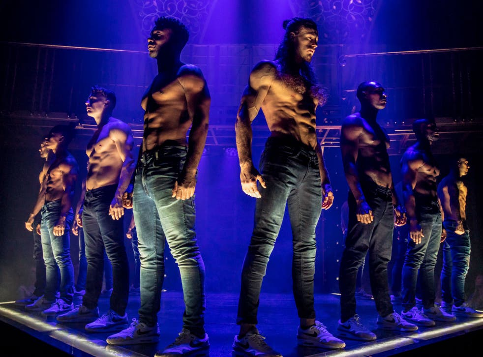 'An eminently approachable, boy band-ish demeanour': The cast of Magic Mike Live