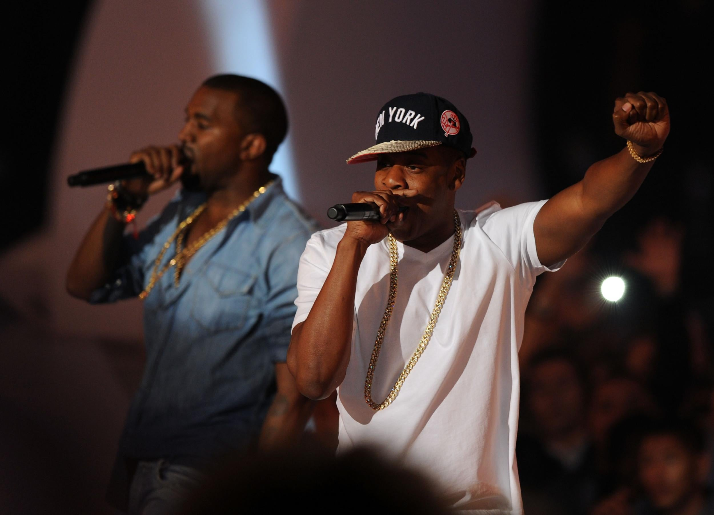 8fb38323296 Jay Z takes a swipe at Kanye West on Meek Mill track