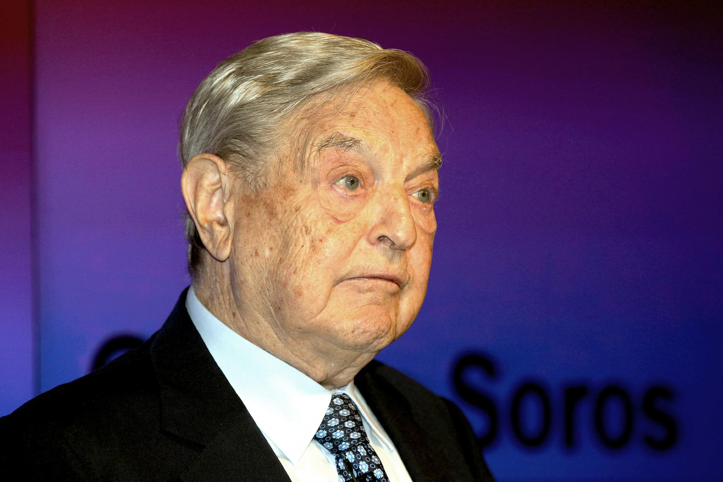Sheryl Sandberg 'asked Facebook staff to research George Soros' after his attack on tech companies