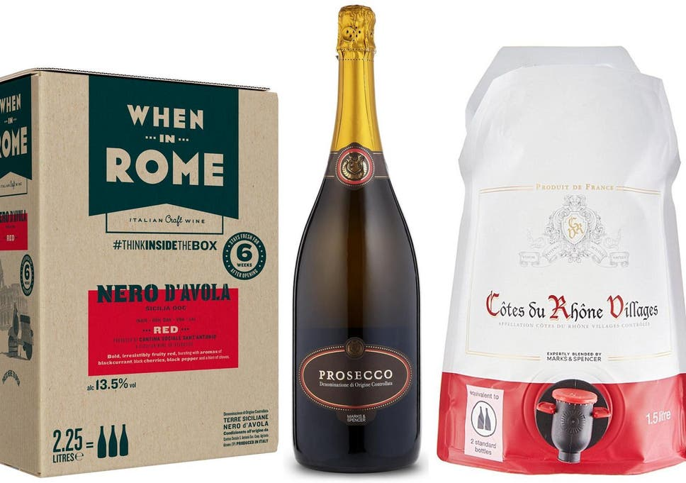 Wine Christmas Packaging.Wines Of The Week 12 Bags Boxes Pouches And Magnums For