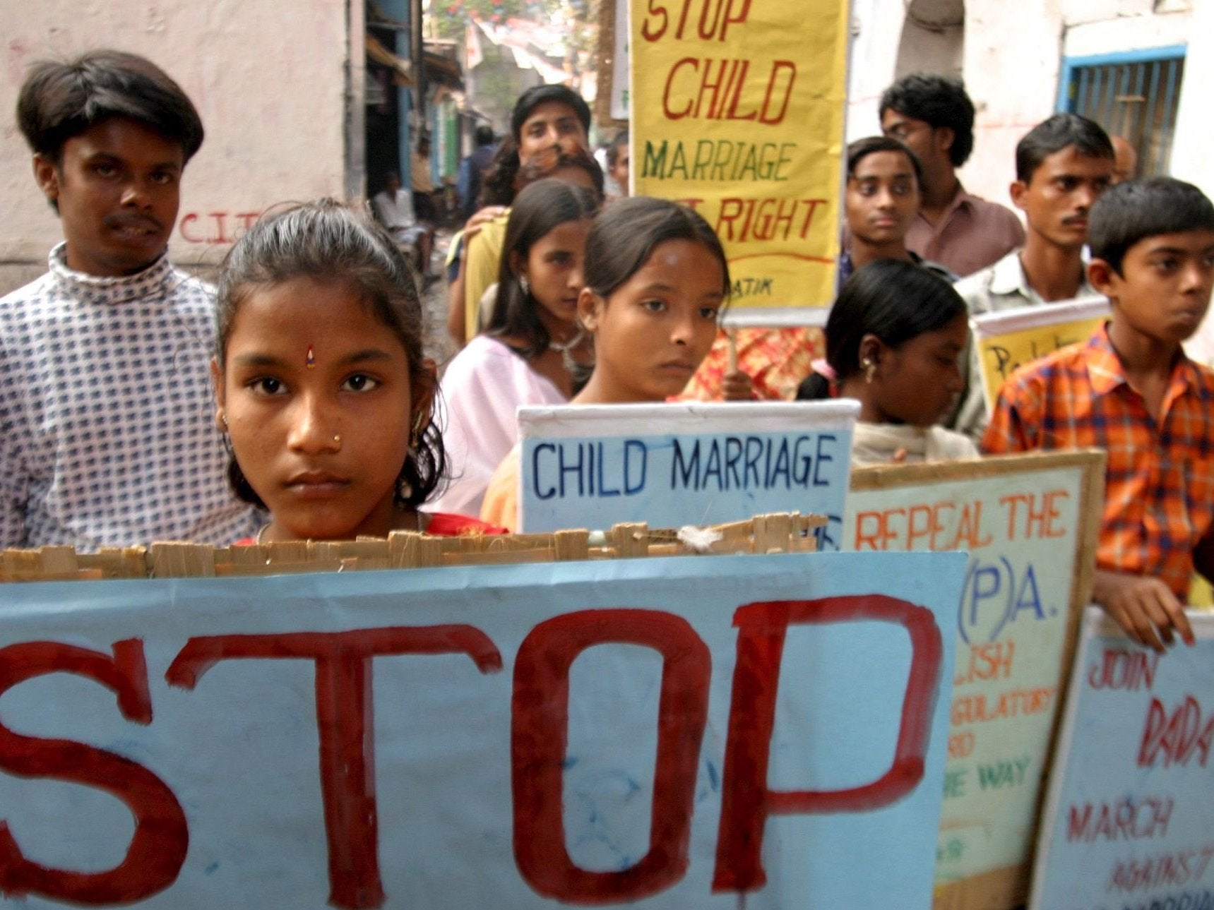 child marriage - latest news, breaking stories and comment - The