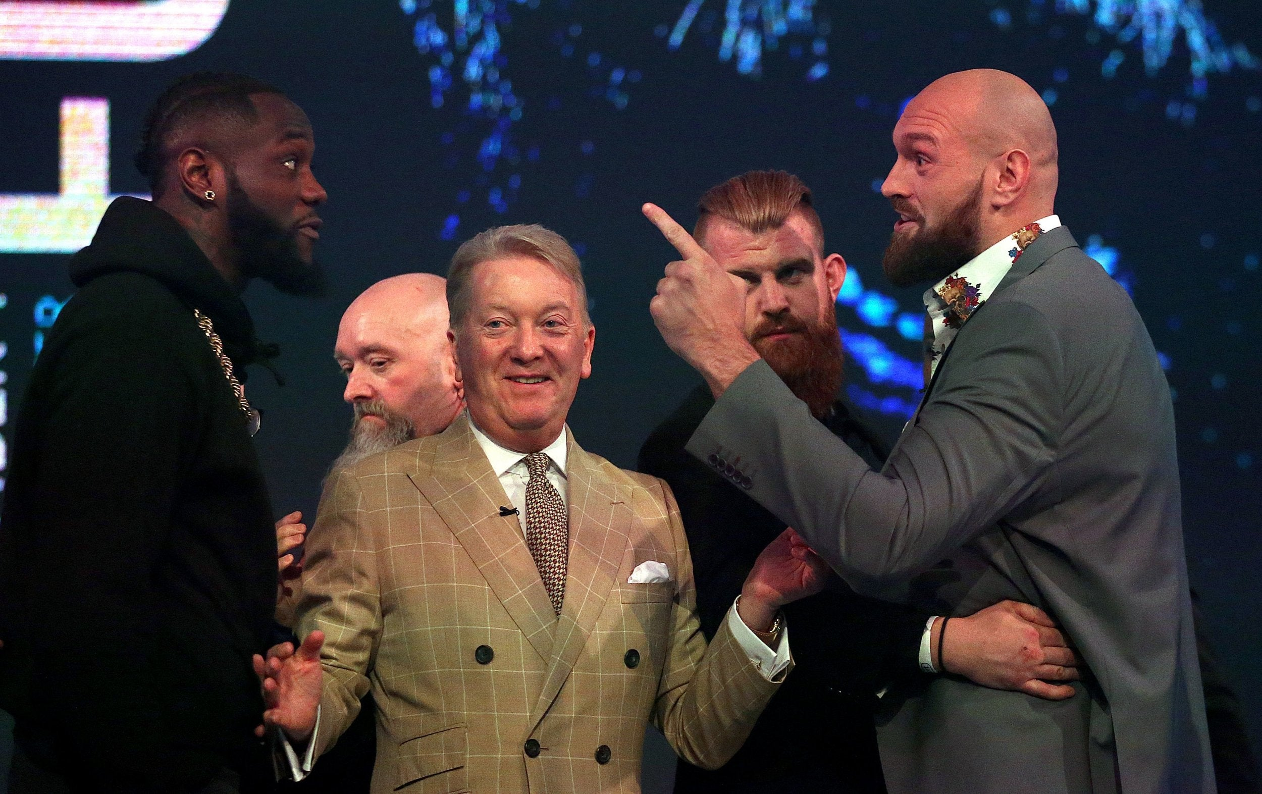 Tyson Fury vs Deontay Wilder: 'Gypsy King' is already a winner regardless of outcome in Los Angeles