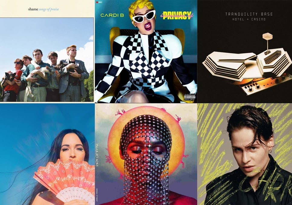 d765f60cd27 The 40 best albums of 2018  From Arctic Monkeys to Christine and the ...