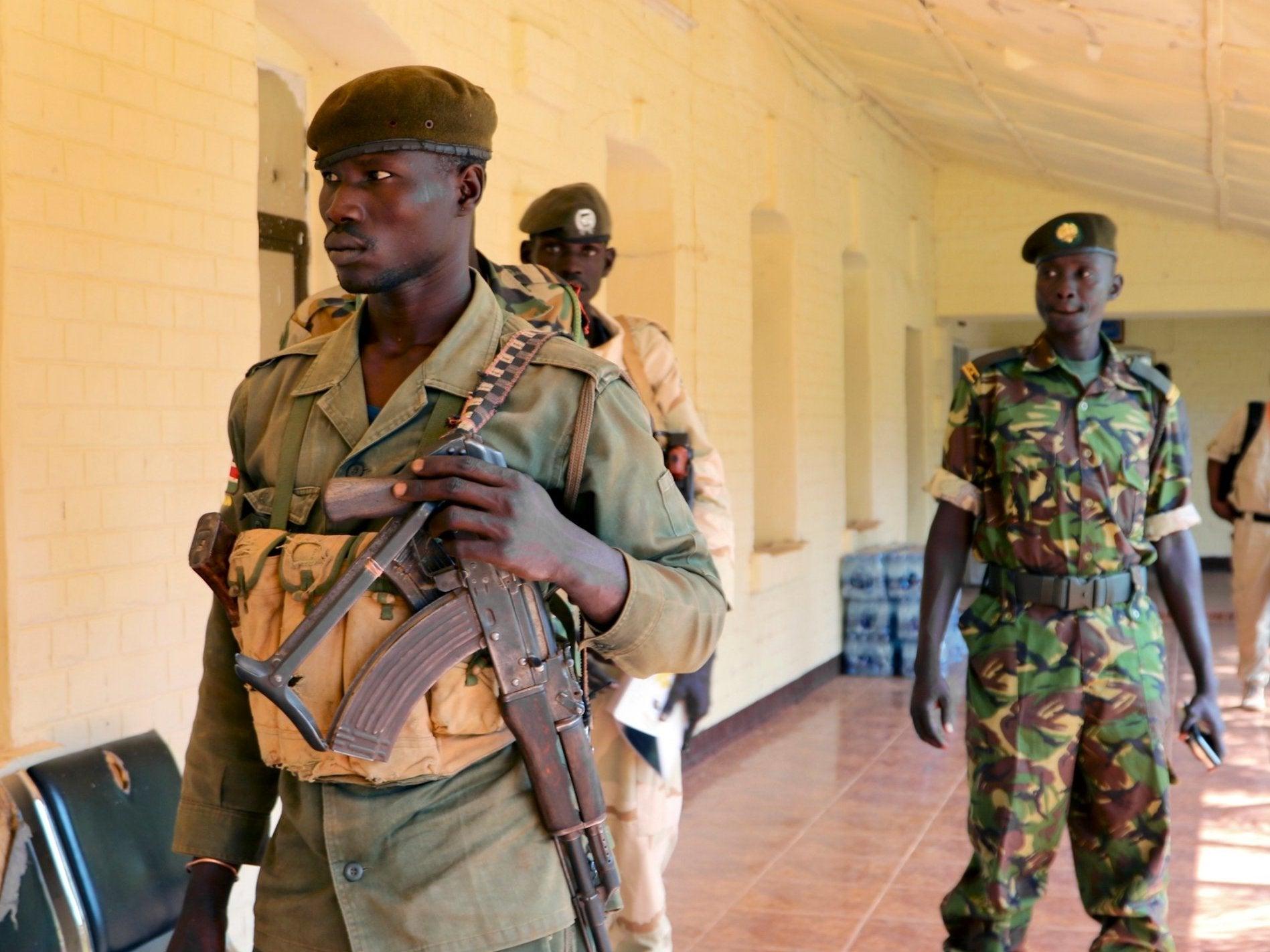 Unknown gunmen 'rape 125 women' in South Sudan