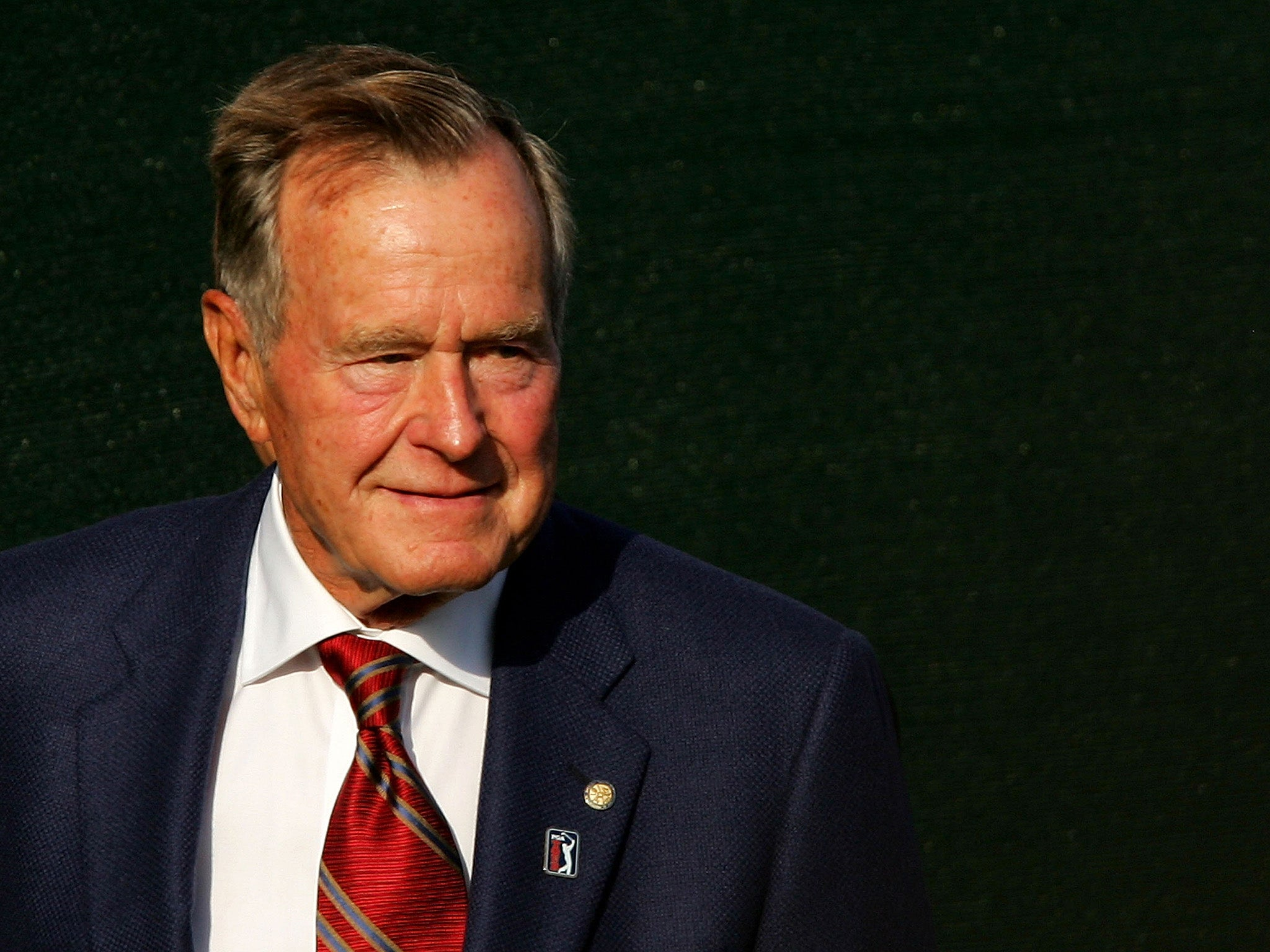 George Hw Bush Wwii Pilot Oilman Ambassador And Founder Of The
