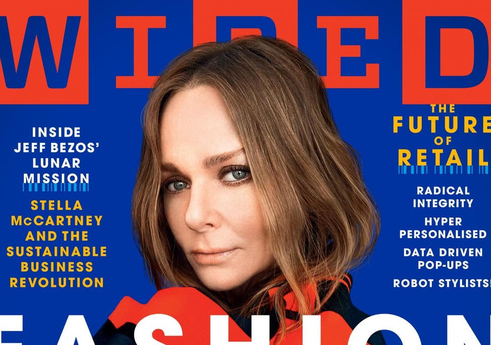 6e2792e76a Stella McCartney claims most environmental issues mentioned in fashion  industry are 'based around marketing'