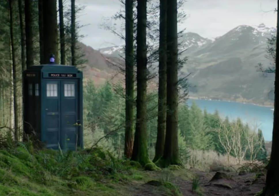 Image result for doctor who it takes you away