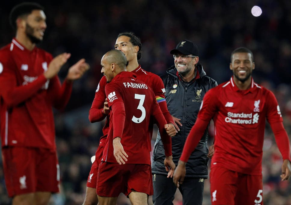 07364b6b1 Liverpool set to ring changes for Burnley clash with Sadio Mane and ...