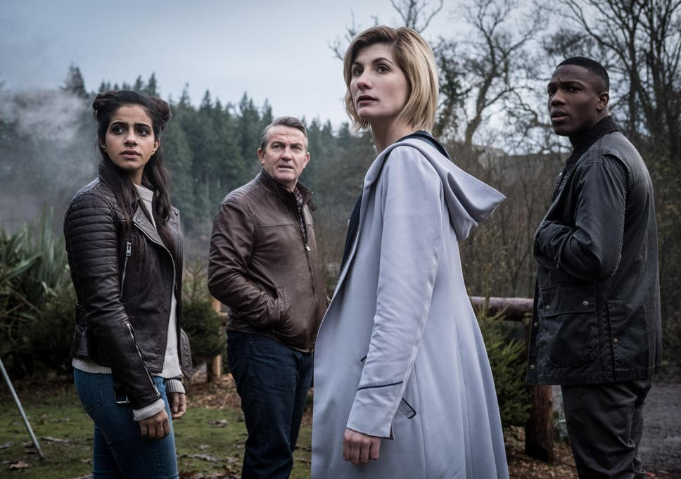 Doctor Who actors reject claims the show has become too politically