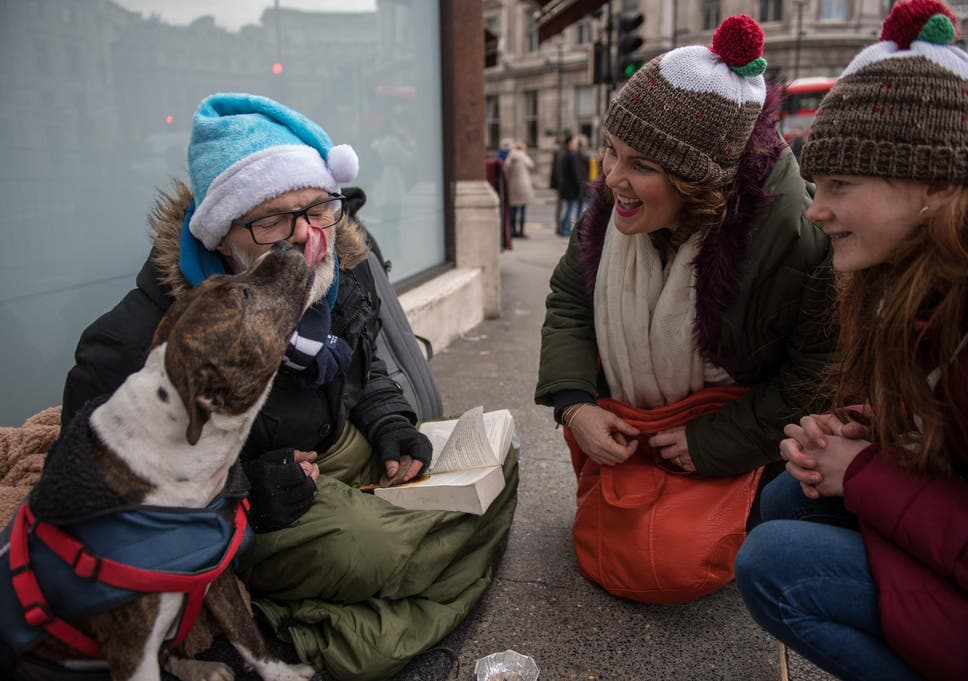 Christmas Helping Homeless.How To Help The Homeless At Christmas From Donating Warm
