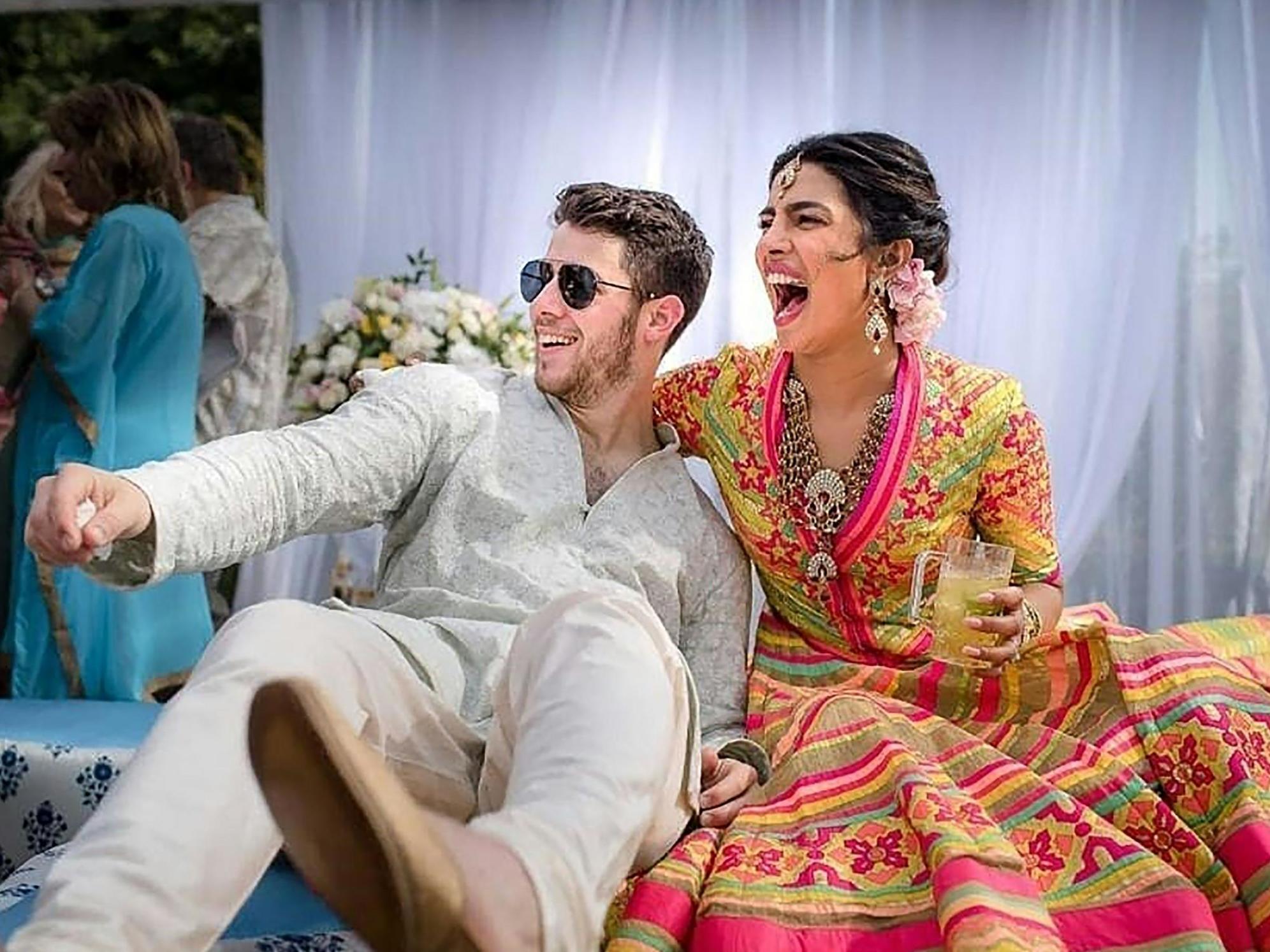 Priyanka Chopra Wore Two Wedding Gowns To Marry Nick Jonas And