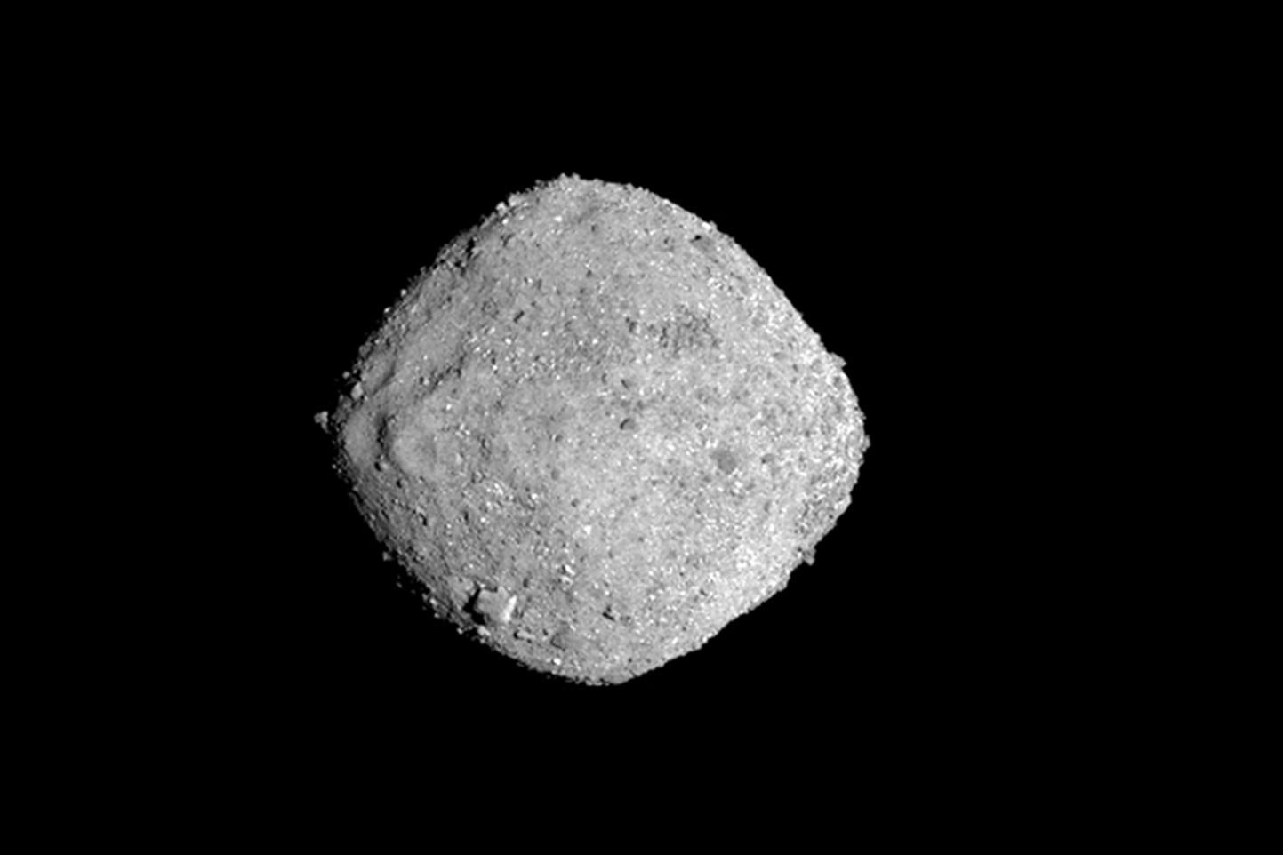 Unexpected discoveries from near-Earth asteroid Bennu about origins of life, Nasa reveals
