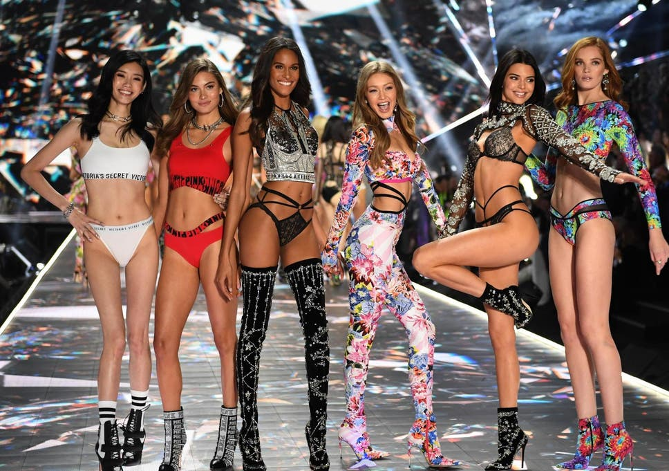 ab3175bf2d Victoria s Secret Fashion Show sinks to lowest ratings ever