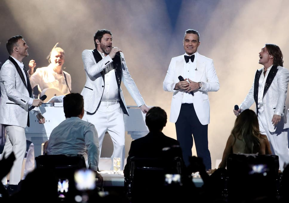 4d8fbadcb0d AIDSfree  Take That set for gala night performance in West End to ...