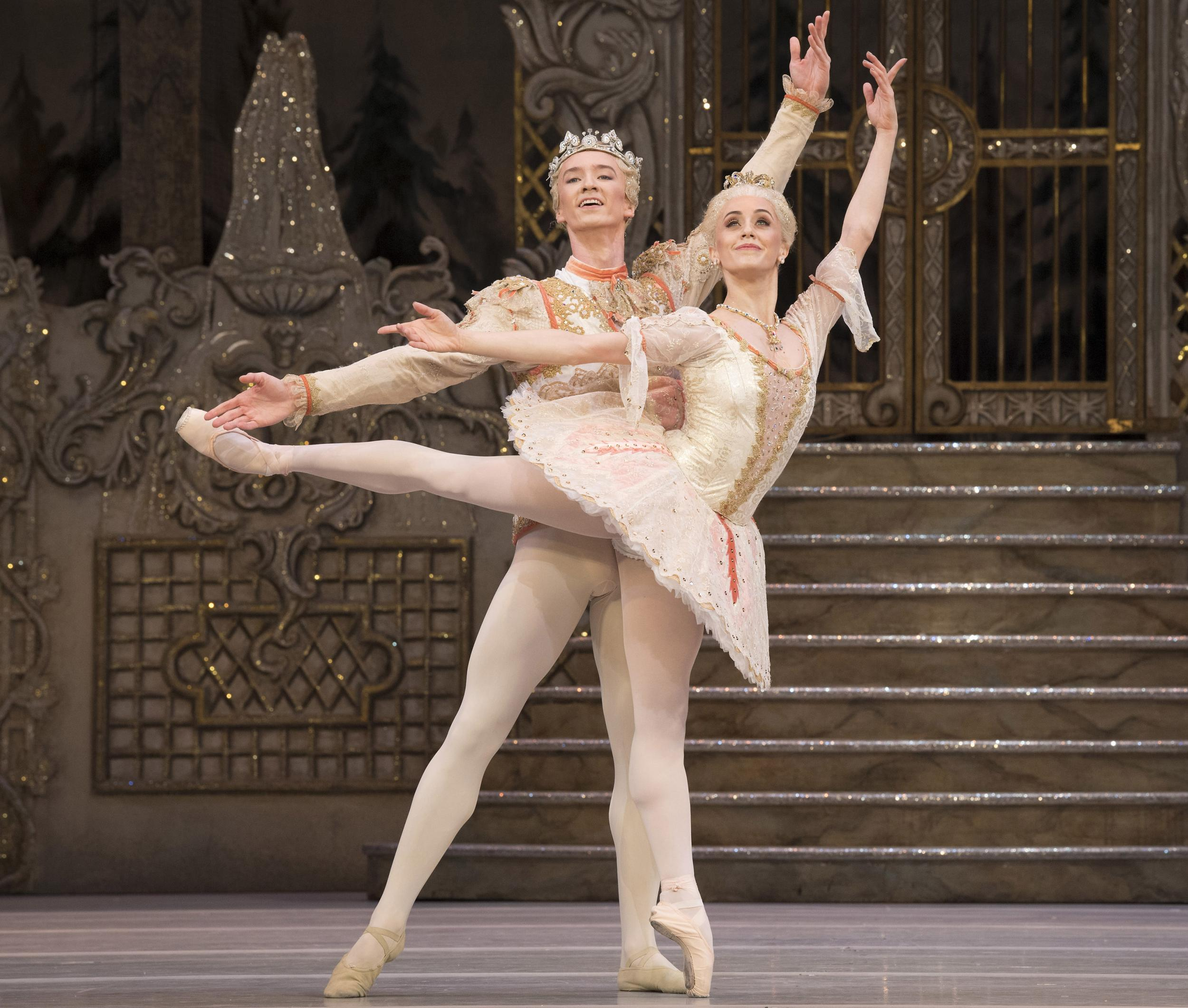 1100266509c39a The Nutcracker review, Royal Ballet, London: Inevitable Christmas  performance has gorgeous dancing and impressive production