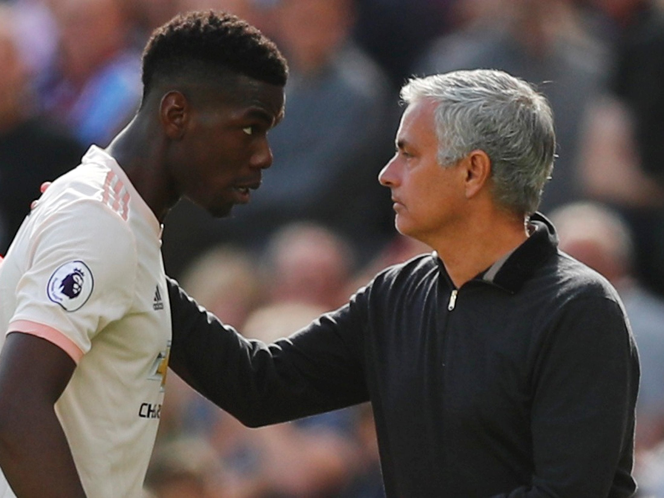 Jose Mourinho's relationship with 'spoiled' Manchester United dressing room at new low after pre-match rant