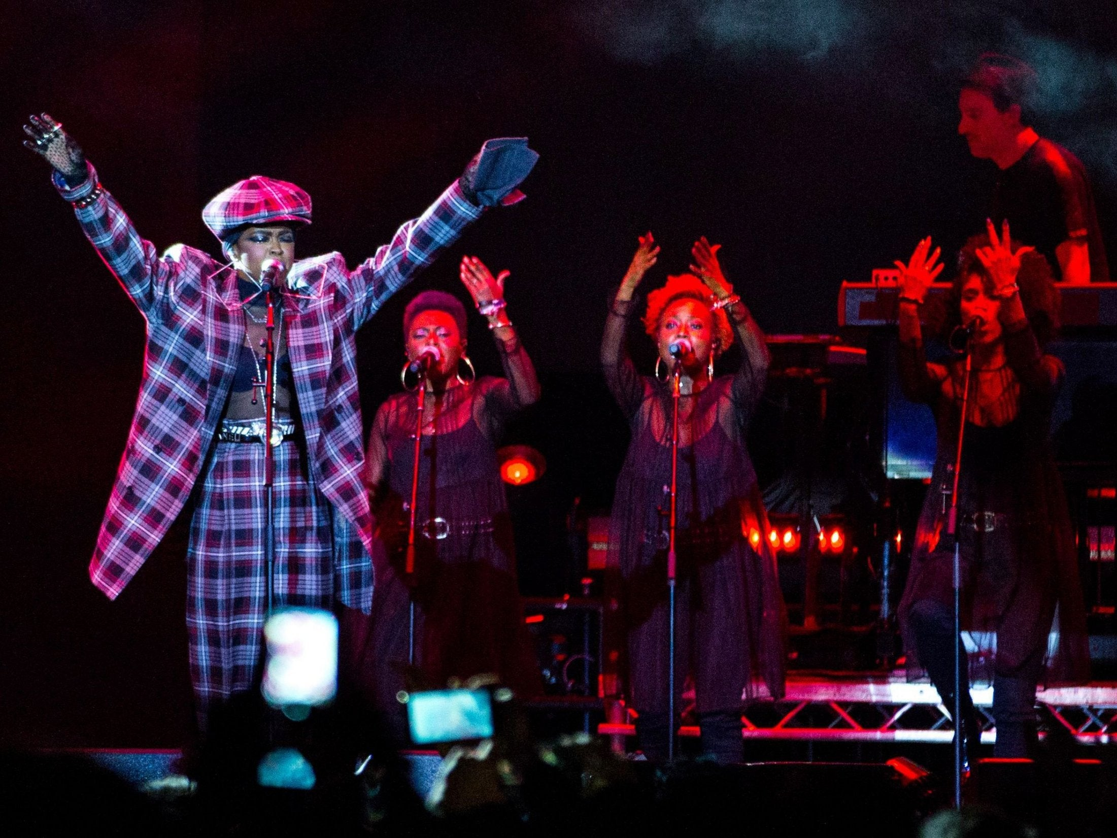 Lauryn Hill review, O2 Arena London: Miseducation artist is still declaring her independence