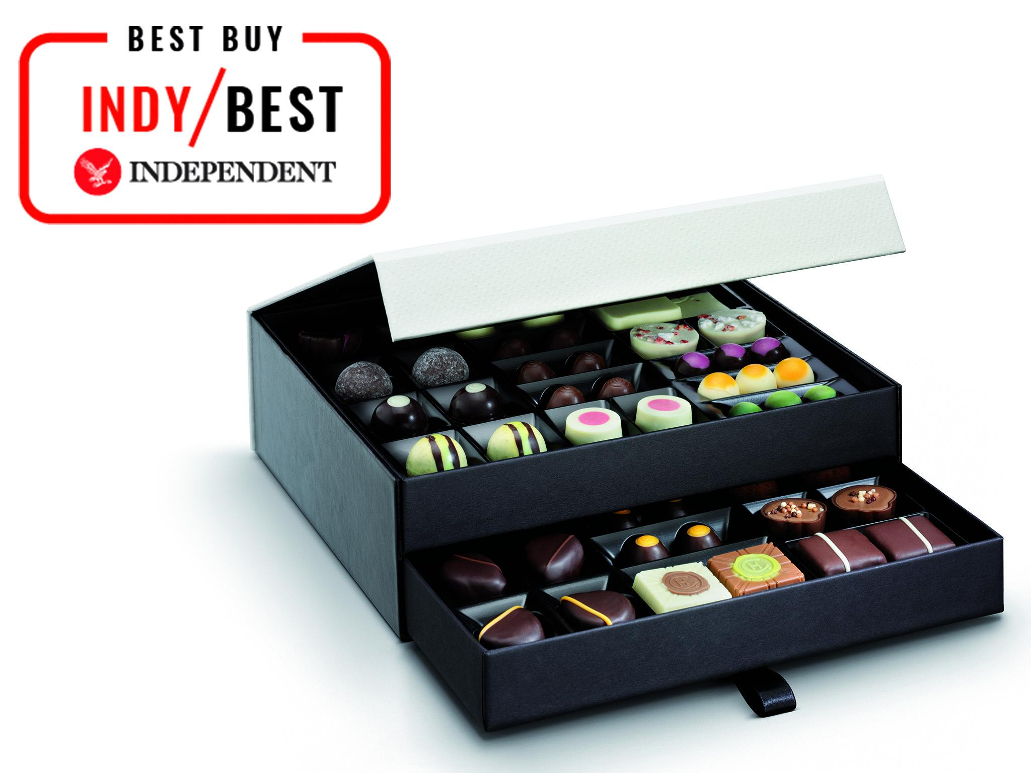14 Best Luxury Chocolate Boxes The Independent