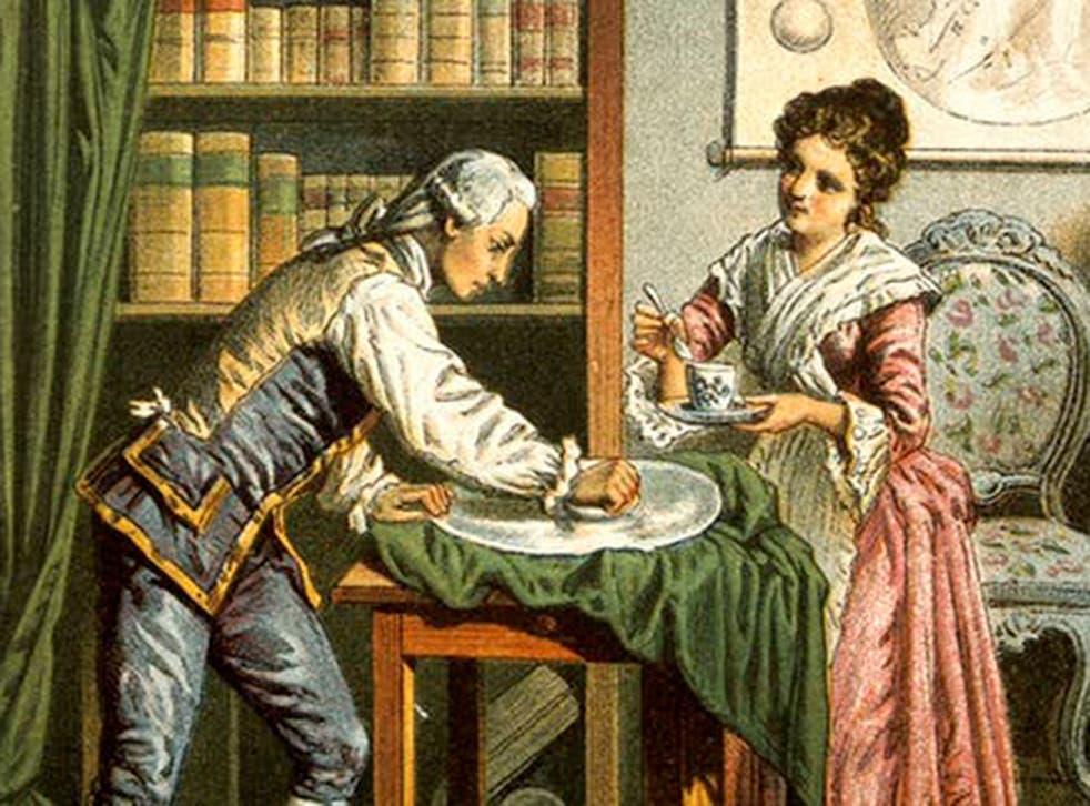 Caroline Herschel languishes in the shadow of her brother William