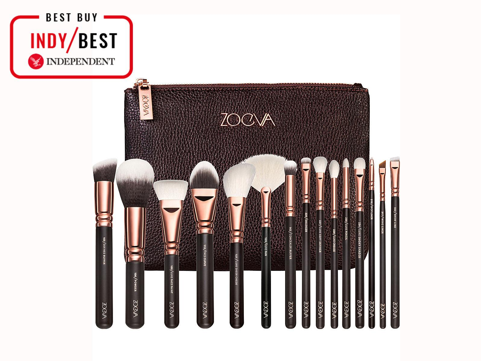 If you are a makeup obsessive, this set was made for you. Zoeva has created a number of brush sets, but this one is our favourite because it has everything ...