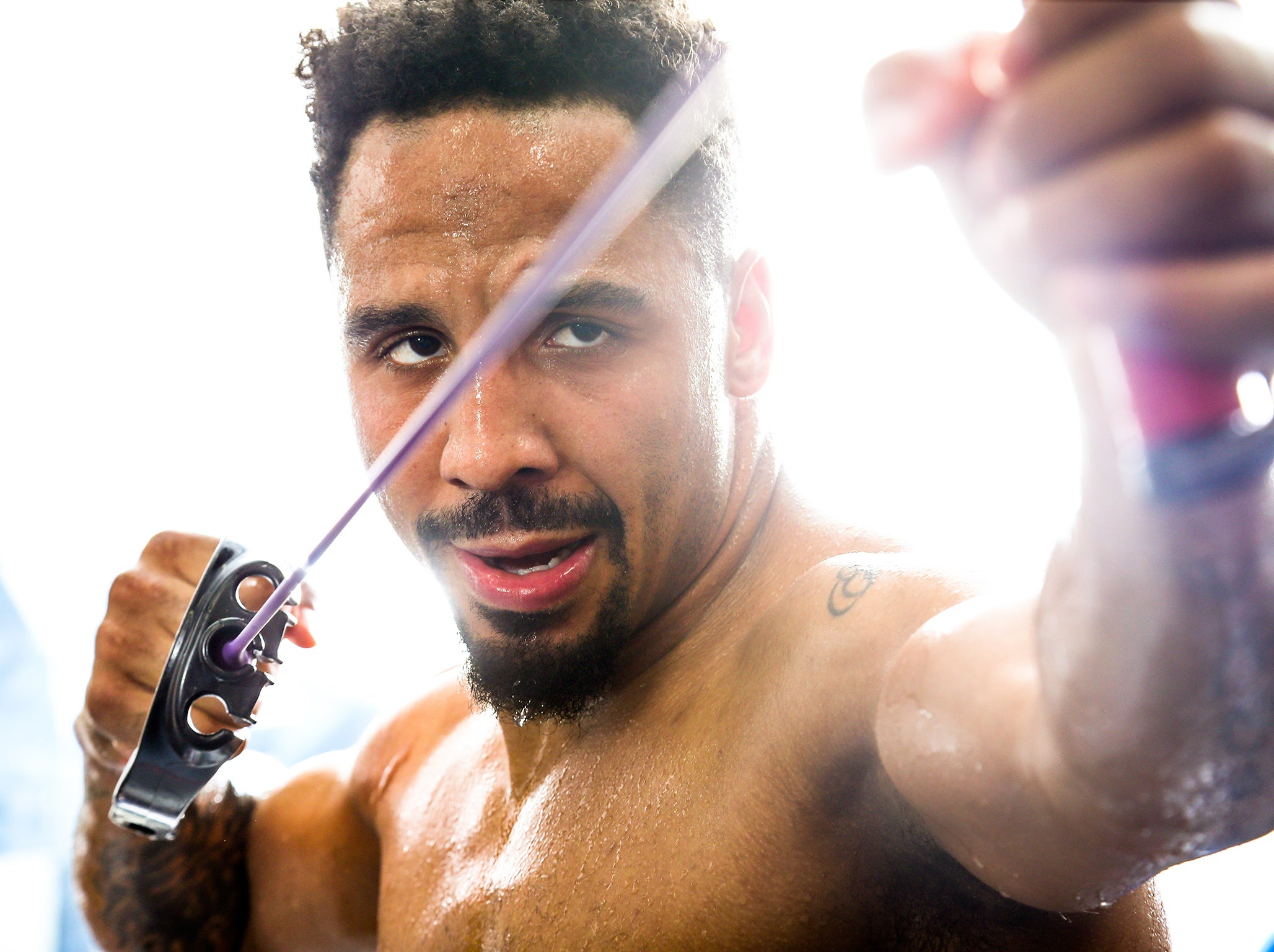 Andre Ward - latest news, breaking stories and comment - The