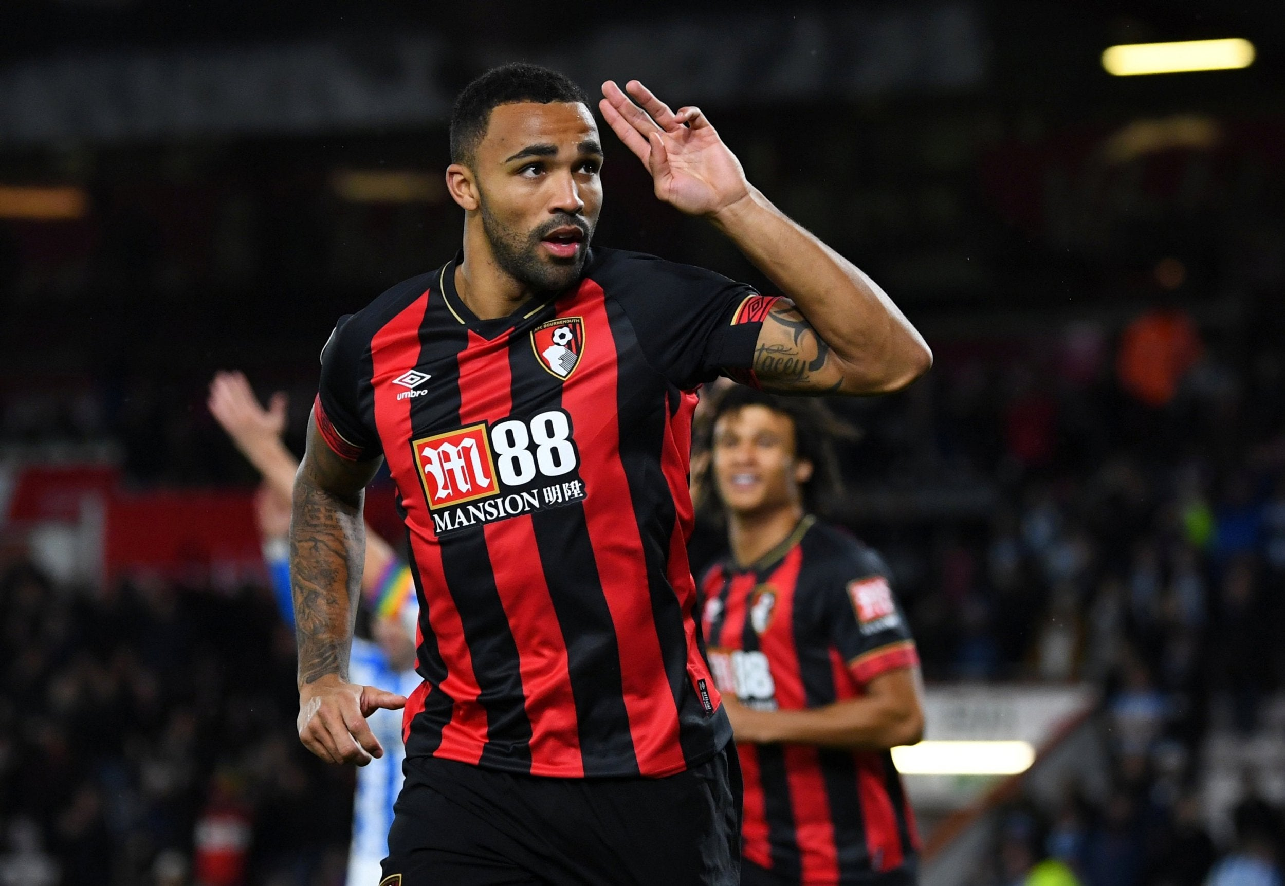 Bournemouth vs Huddersfield: Callum Wilson and Ryan Fraser combine to continue Cherries charge