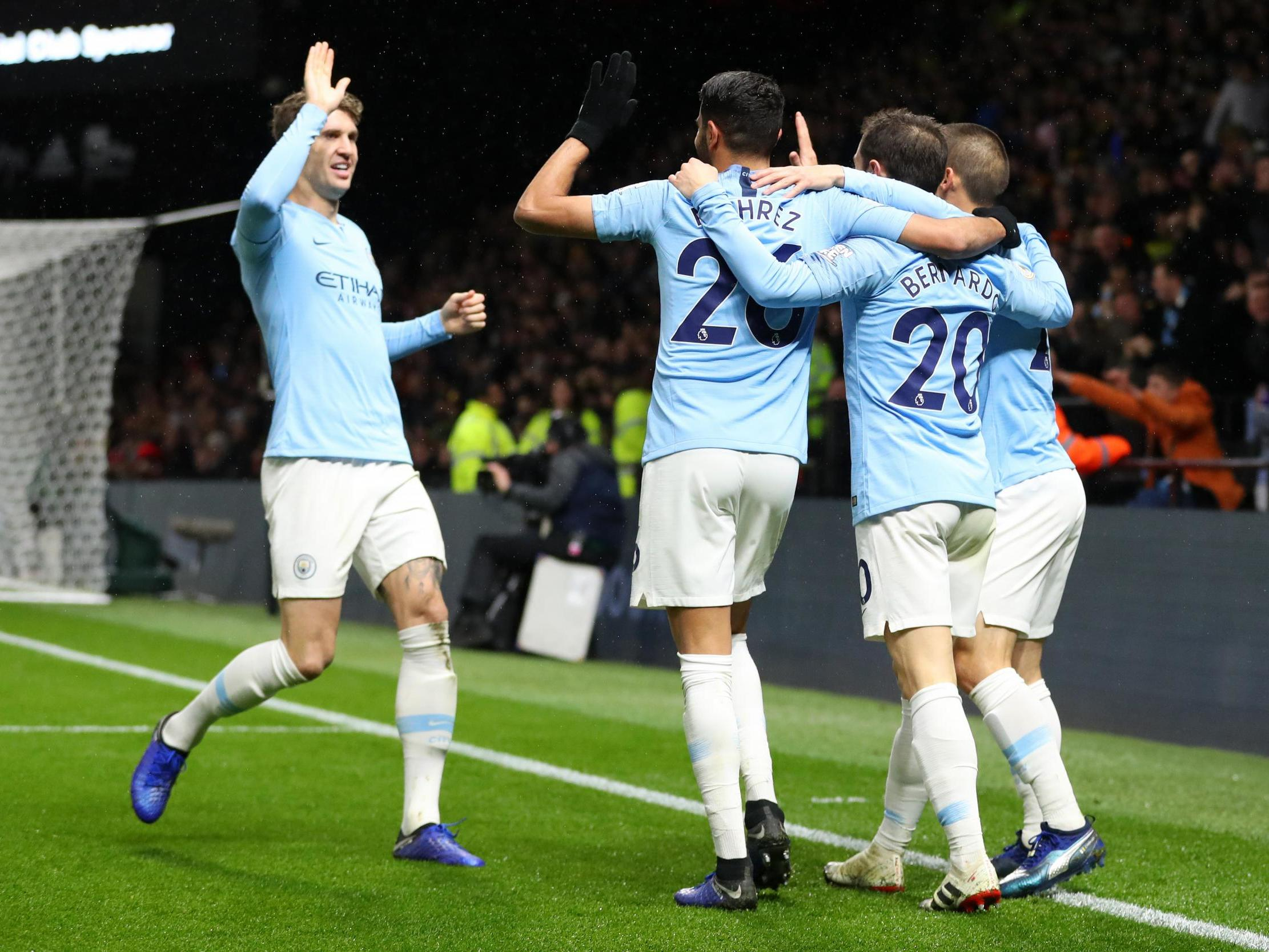 Watford vs Manchester City: Five things we learned from yet another win for Pep Guardiola's side