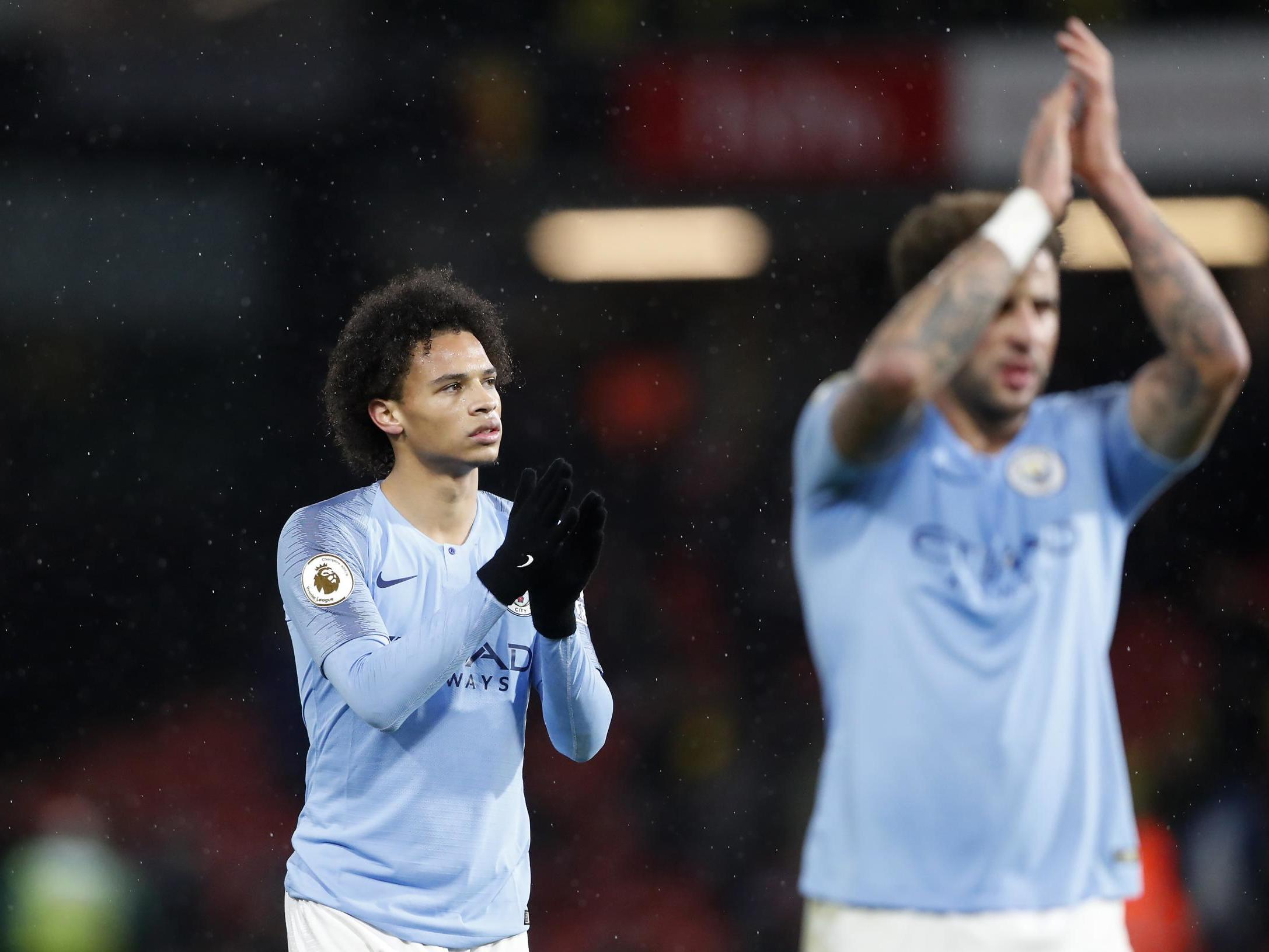 Leroy Sane and Riyad Mahrez see Manchester City to victory against resilient Watford<img src='https://static.independent.co.uk/s3fs-public/thumbnails/image/2018/12/04/22/manchester-city.jpg' class='wpcp-image attachment-thumbnail' />