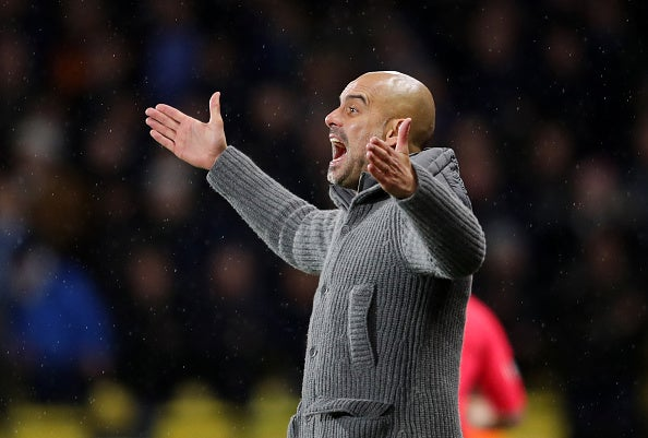 Pep Guardiola wants swift conclusion to Uefa's Financial Fair Play investigation into Manchester City