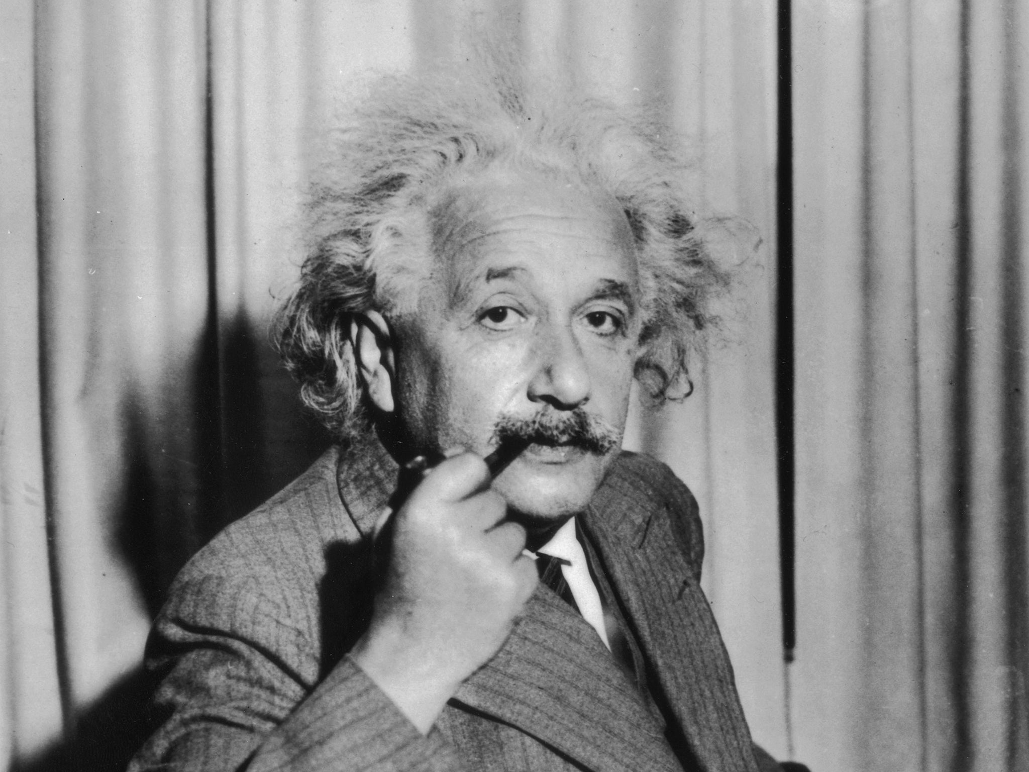 Albert Einstein's 'God letter' in which he rejected religion auctioned for $3m
