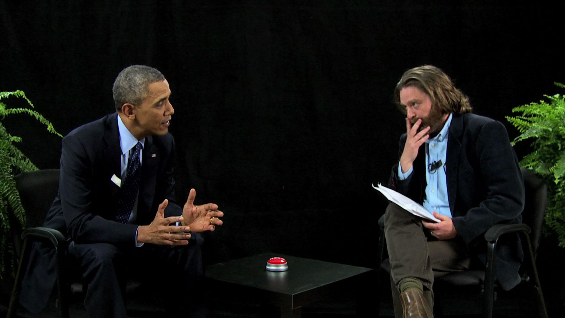 Between Two Ferns movie in the works at Netflix, with ...