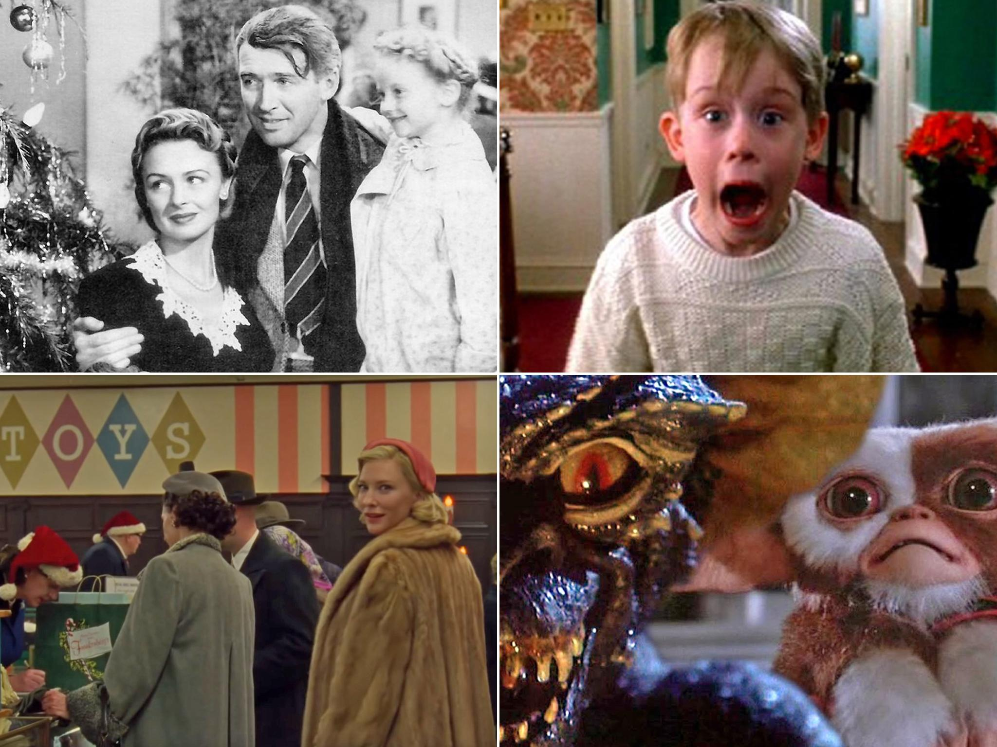 The 20 best Christmas films of all time – ranked