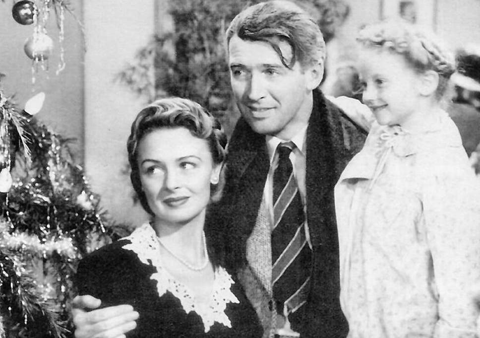 Entertaining Christmas Cast.How It S A Wonderful Life Went From Box Office Failure To