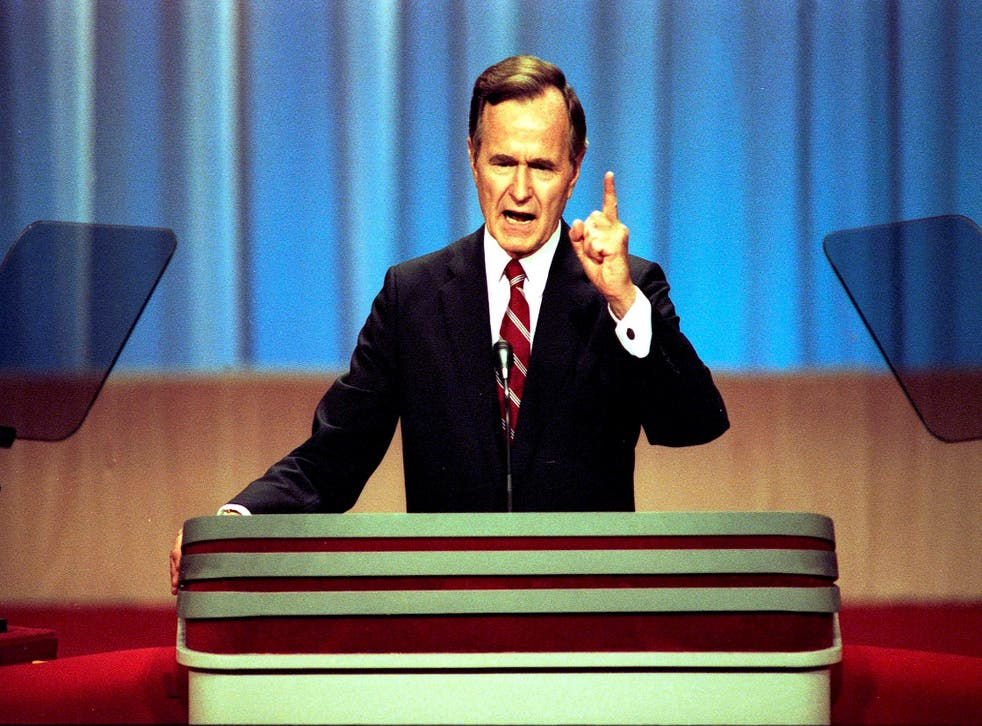 George Bush showed wisdom and restraint by calling a quick end to the first Gulf War – but other politicians are yet to take heed