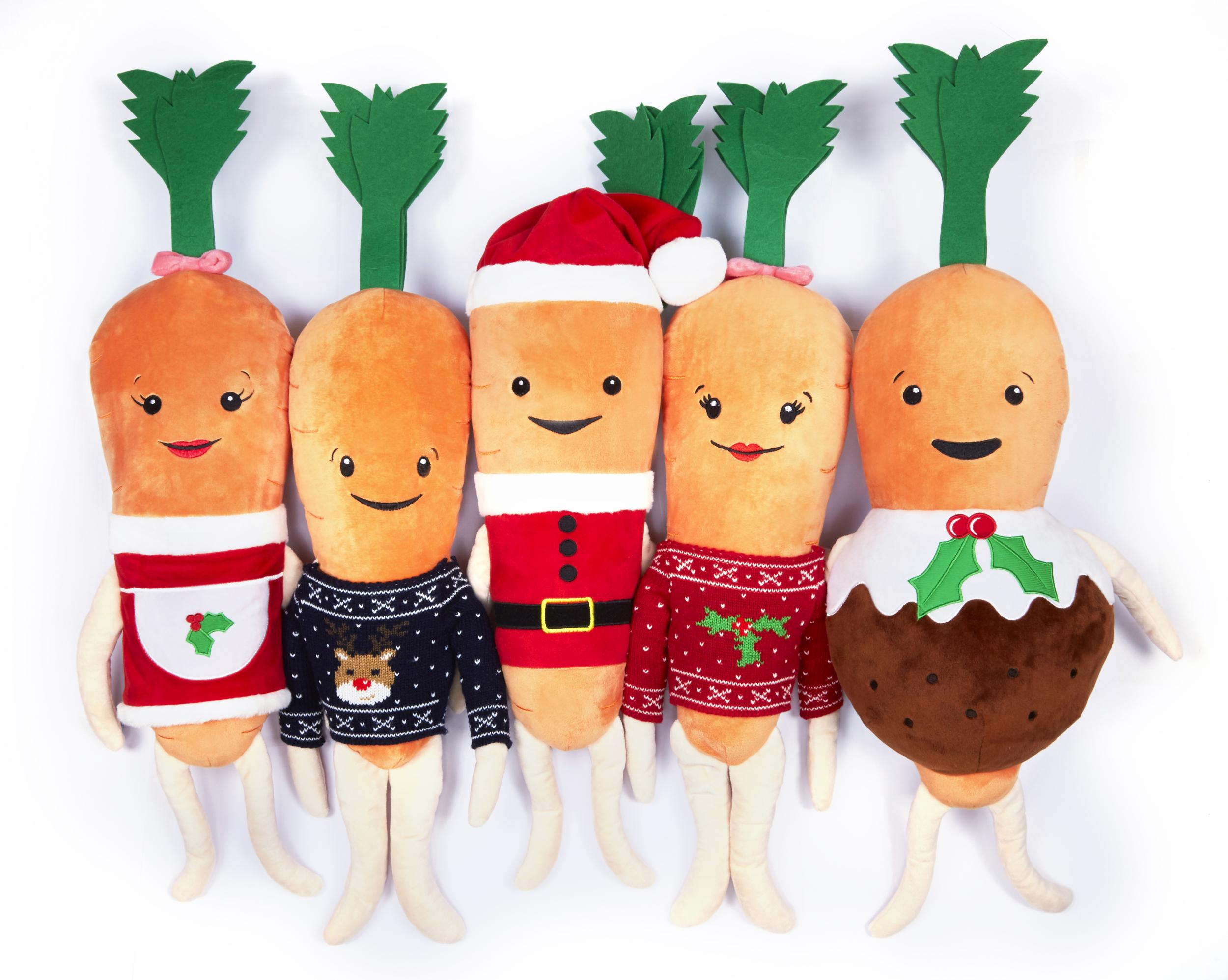 Kevin the Carrot: Who is Aldi's Christmas toy and is he