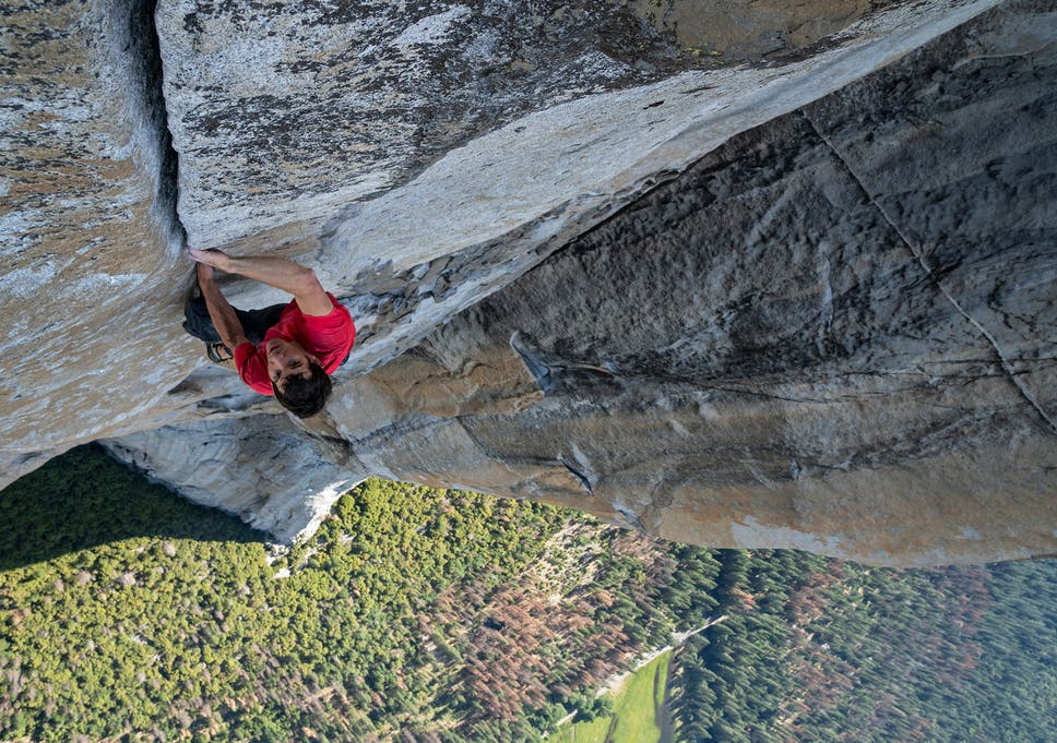 It's no fun if you're scared': Alex Honnold reflects on his