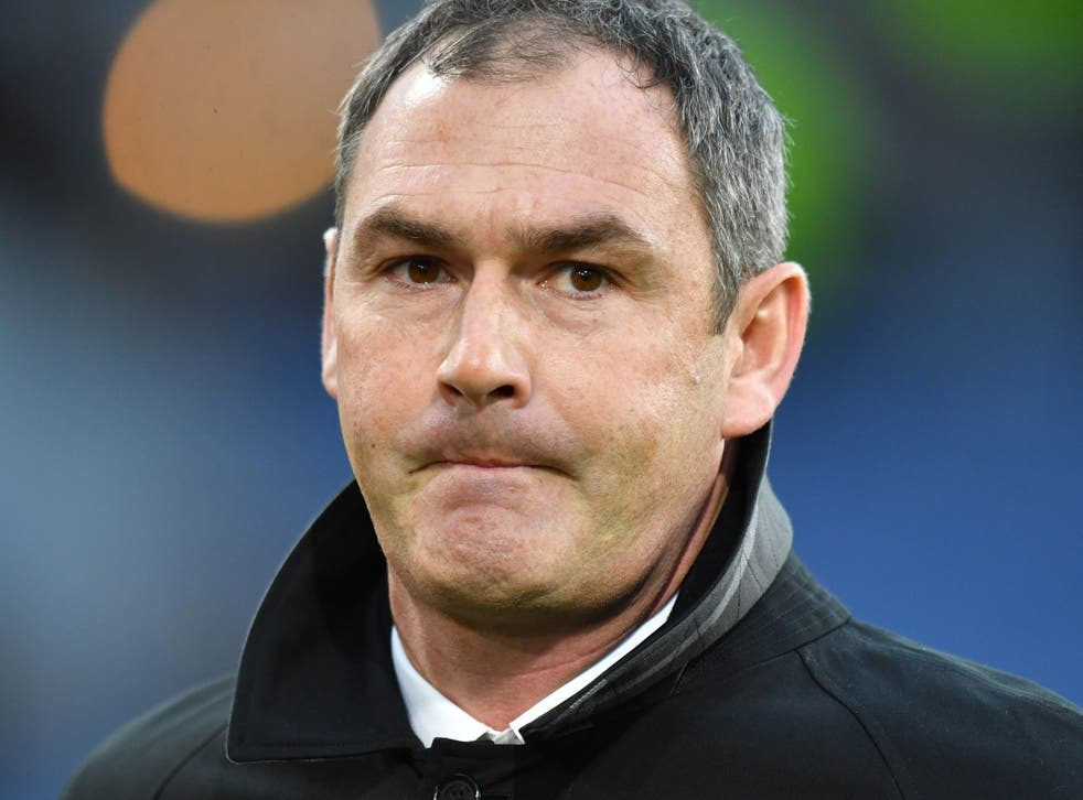 Paul Clement signed a three-year contract in March but lasted just over six months