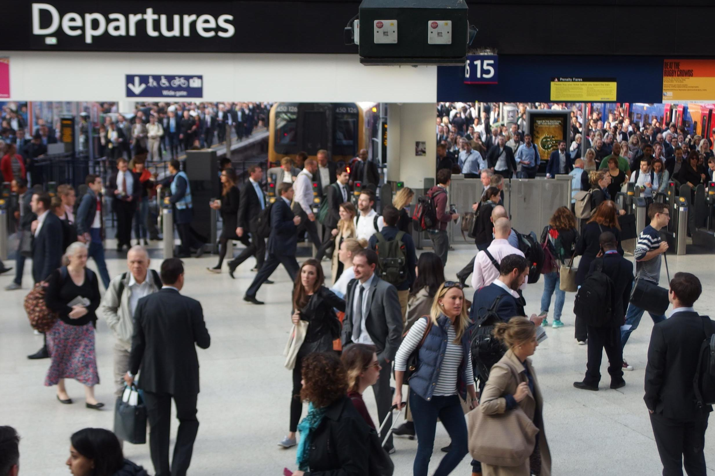 Christmas train strikes and engineering works to make rail travel a nightmare