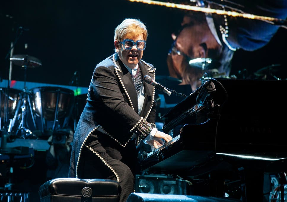 Elton John Tour Extra London Date Added To Final Farewell