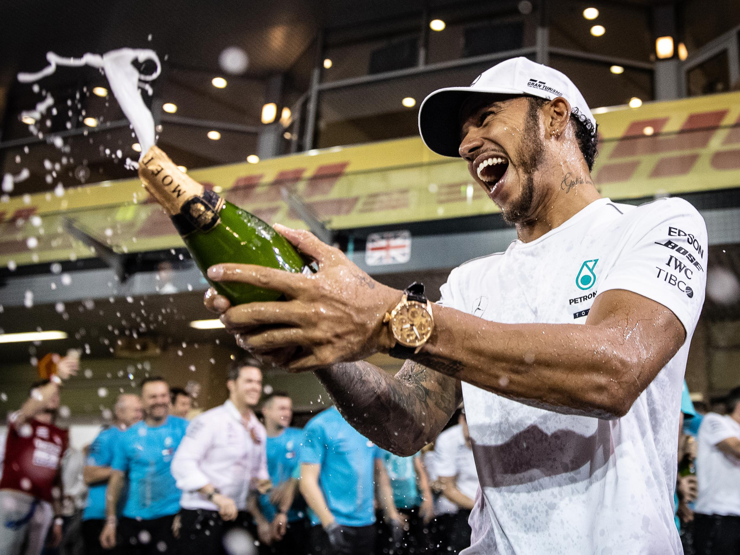 Lewis Hamilton: F1 world champions named Peta's 2018 Person of the Year for outspoken views