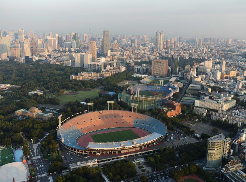 2020 will also see Japan host the Olympics in Tokyo
