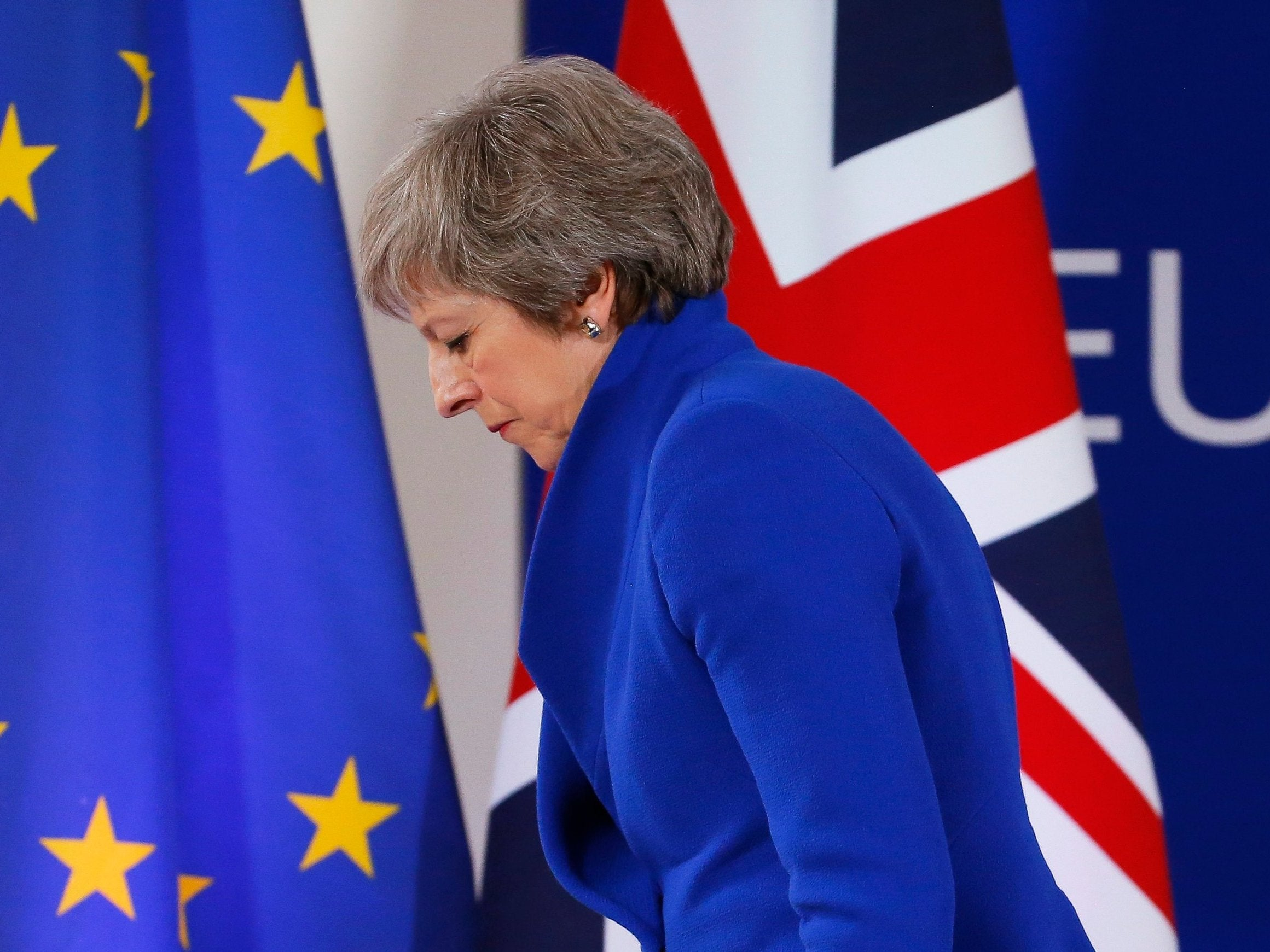 If Theresa May's Brexit deal is voted down, events will begin to unfold quickly