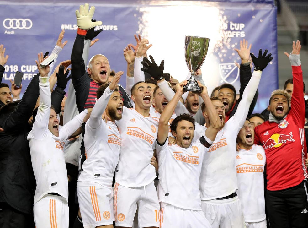 Atlanta United claimed the Eastern Conference final to book their place in the MLS Cup final